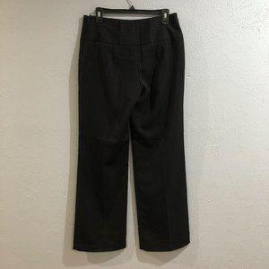 Sharagano Pants & Jumpsuits - Sharagano Studio | Black Pinstripe Dress Pants